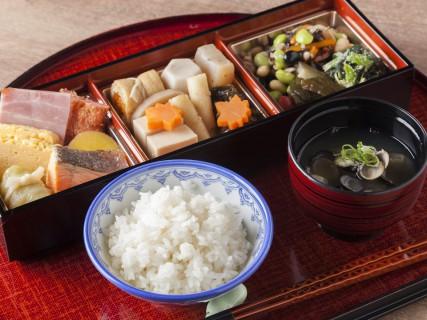 翠鳩の巣/朝食
