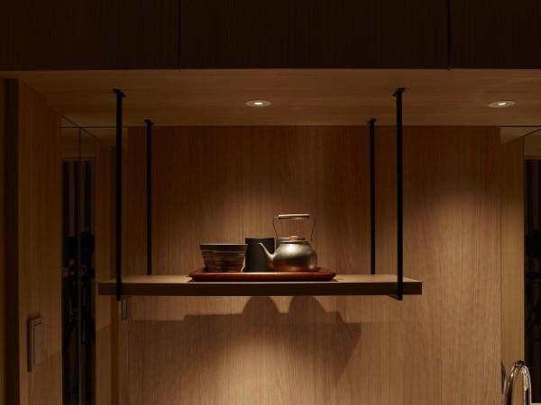 斎藤ホテル/プレミアムフロア「溪-Kei-」の茶器