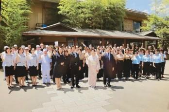 熊本県・人吉温泉 「清流山水花あゆの里」 水害からの復興を遂げ 2021年8月グランドオープン