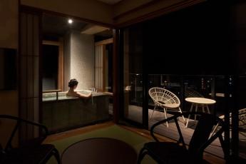 福島県・飯坂温泉「飯坂ホテルジュラク」の耐震補強工事及び客室改修工事が完了
